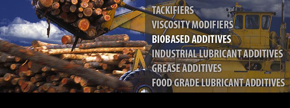 Biobased Additives